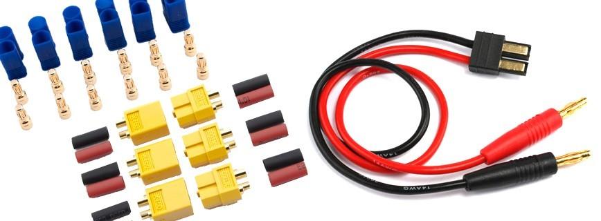 Connectiques & Cordons de charge