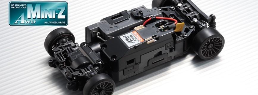 Mini-Z AWD MA-010