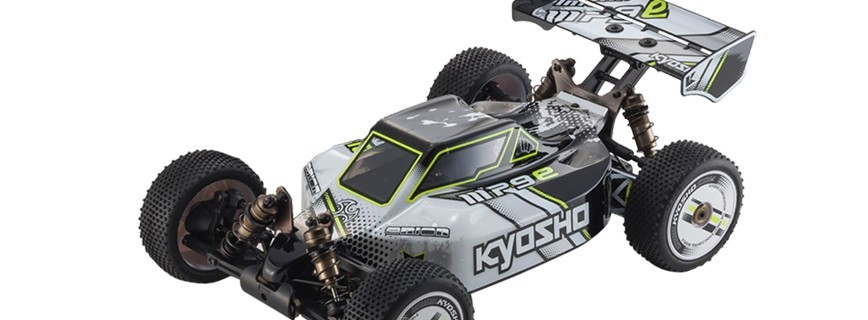 Electric 1/8 Buggy Kits