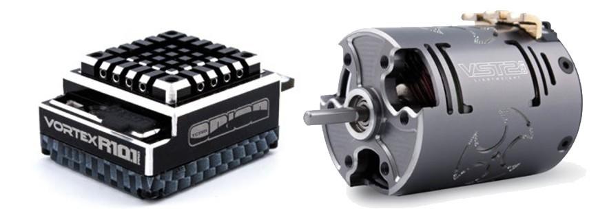 Electric Motors & ESC's