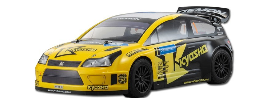 Kyosho DRX