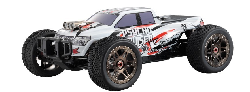 kits monster truck electrique pcmshop. Black Bedroom Furniture Sets. Home Design Ideas