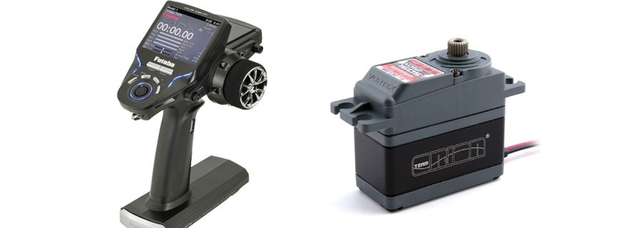 Transmitters & Servos