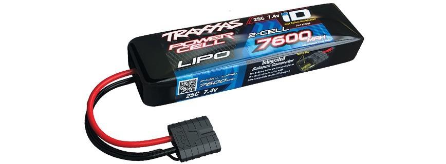 LiPo for TRAXXAS