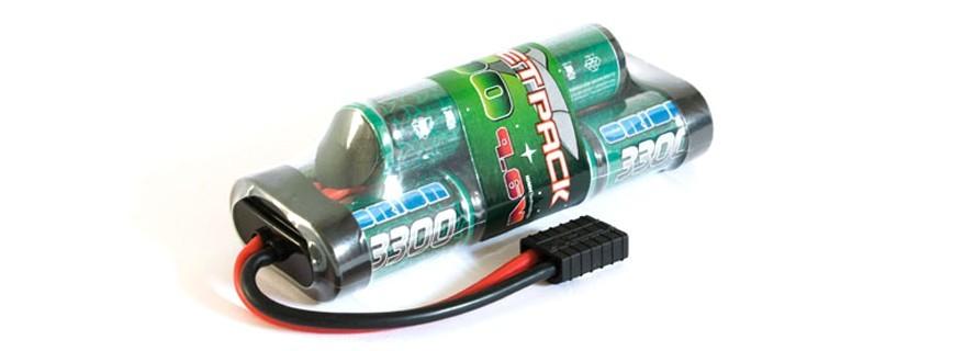 Traxxas NiMh Batteries