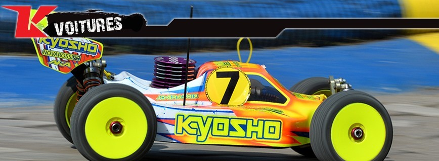 Voitures Kyosho