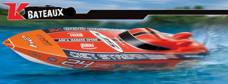 Kyosho Boats