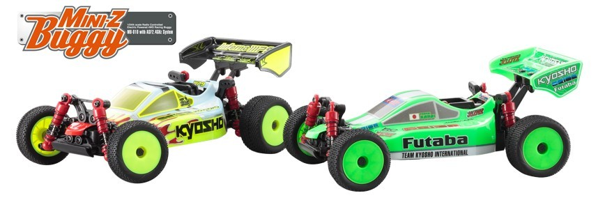 Kits Mini-Z Buggy