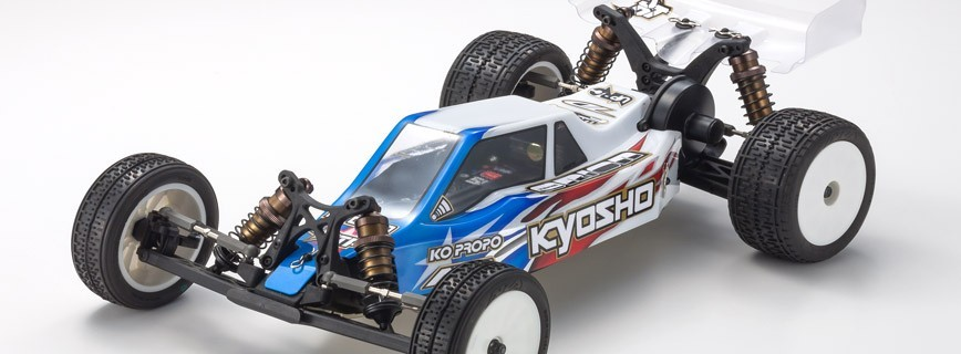 Kyosho Ultima RB6