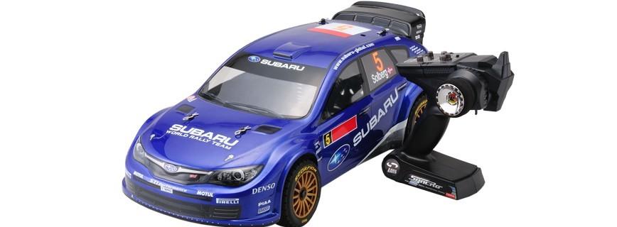 Kits 1/10 TT & Rally