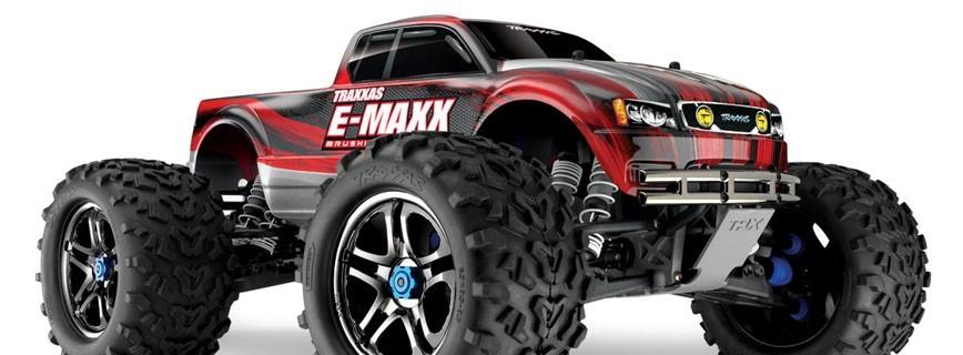Parts E-MAXX