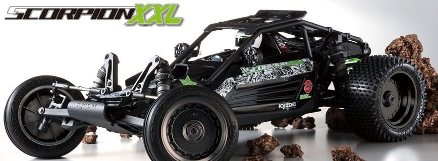 Kyosho Scorpion XXL