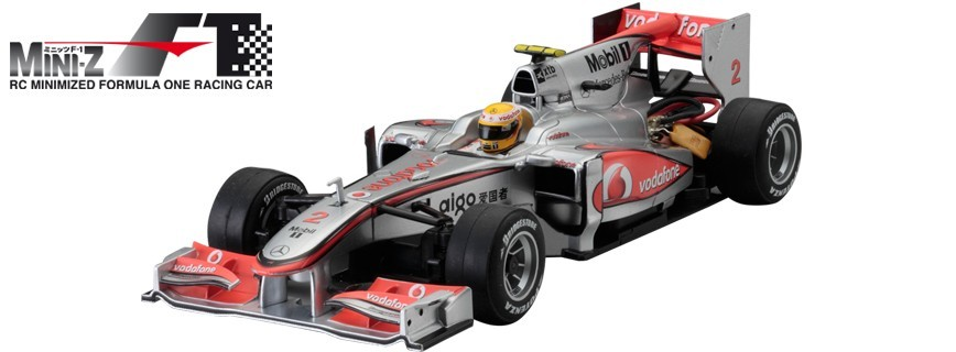 Kits Mini-Z F1