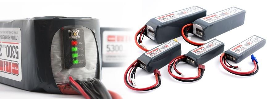 LiPo LED Team Orion Batteries