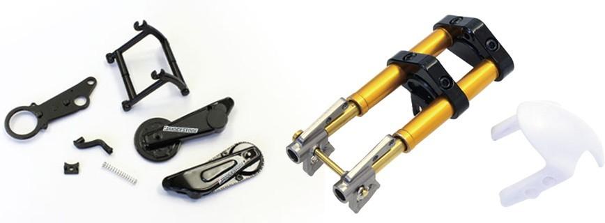 Pièces & Options Mini-Z Moto