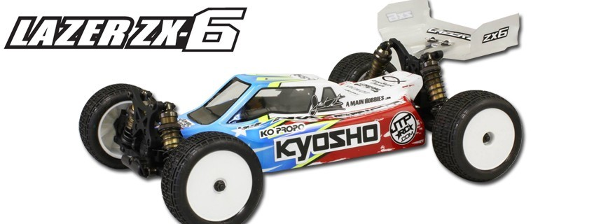 Kyosho Lazer ZX6