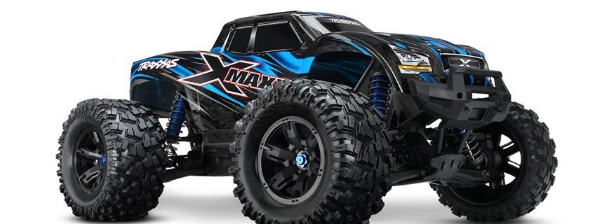 Parts X-MAXX
