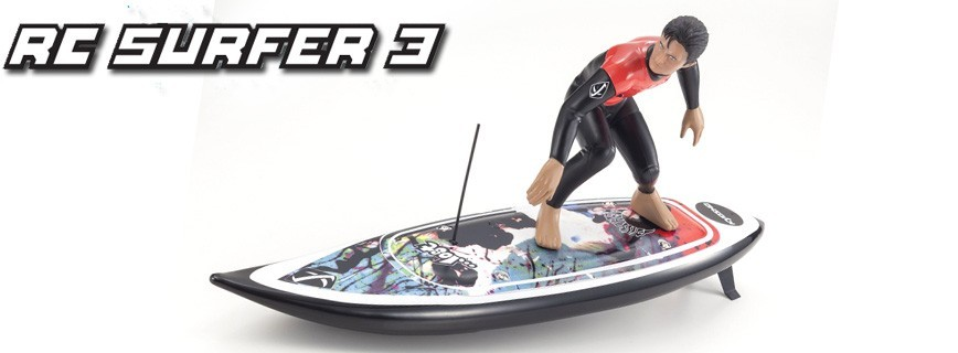 Kyosho RC Surfer