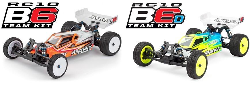 RC10 B6 - B6D