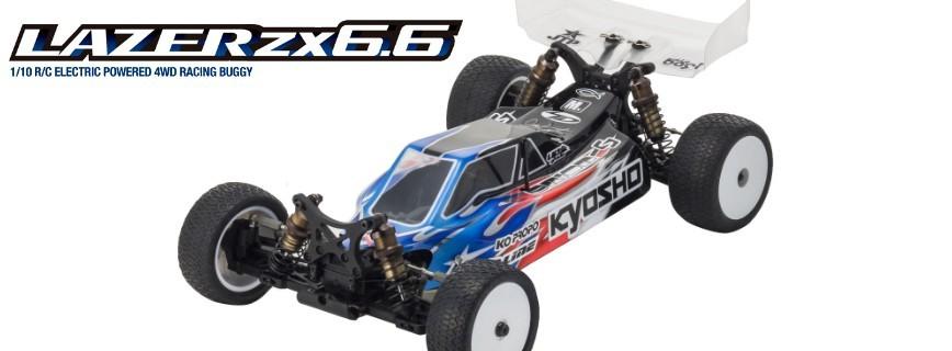 Kyosho Lazer ZX6.6