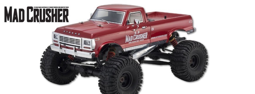 Kyosho Mad Crusher