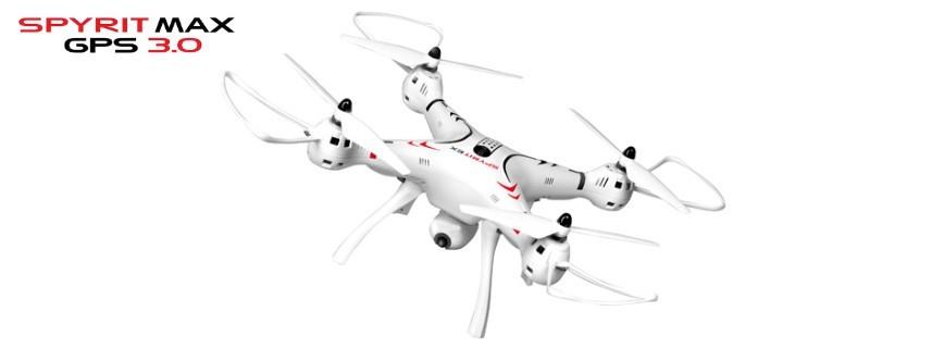 T2M Spyrit EX GPS 3.0
