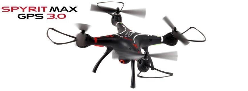 T2M Spyrit MAX GPS 3.0