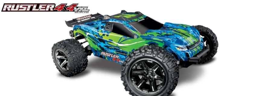 Rustler 4X4 VXL