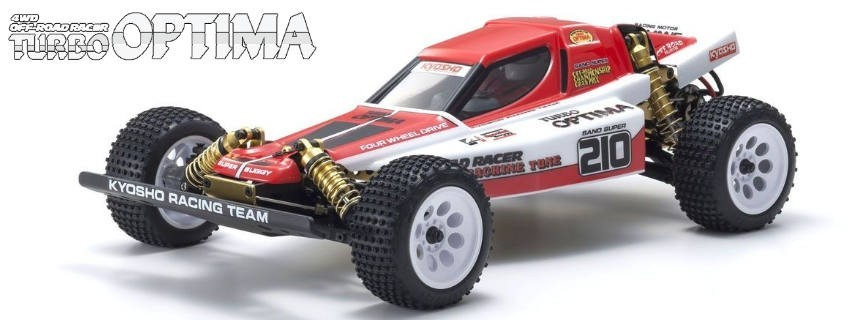 Kyosho Turbo Optima