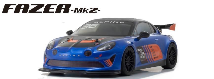 Kyosho Fazer MK2