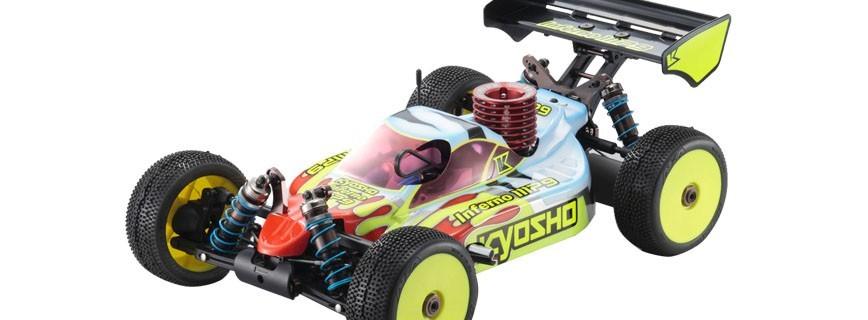 Nitro 1/8 Buggy Kits