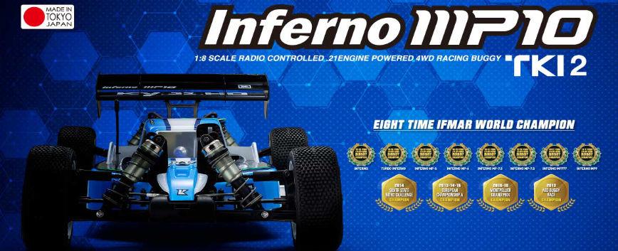 Kyosho Inferno MP10 TKI2