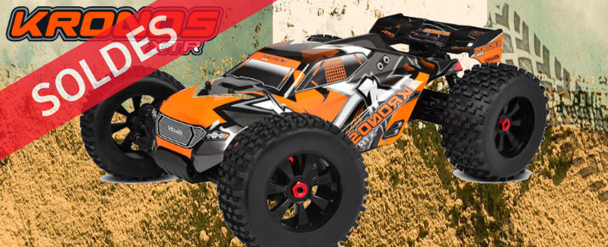 DISCOUNT ON CORALLY KRONOS XP 6S MONSTER TRUCK 1/8 LWB ROLLER CHASSIS 2021 !!
