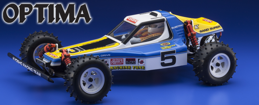 KYOSHO OPTIMA LEGENDARY SERIES