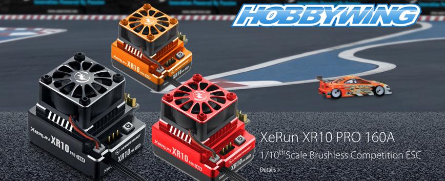 Hobbywing Xerun XR10 PRO