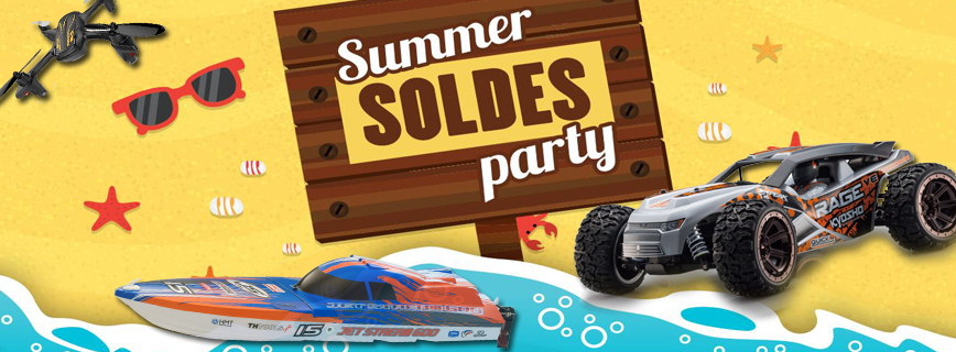 Summer Sale Party 2016 !