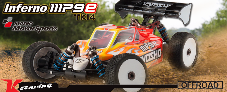 KYOSHO ULTIMA RB6.6