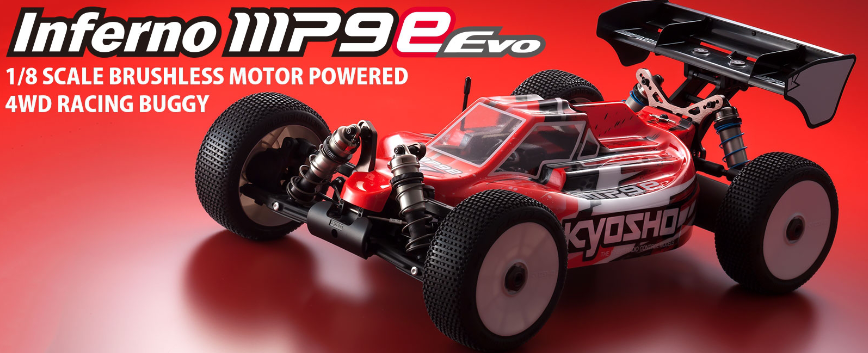 KYOSHO INFERNO MP9e EVO