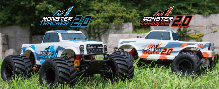 KYOSHO MONSTER TRACKER 2.0