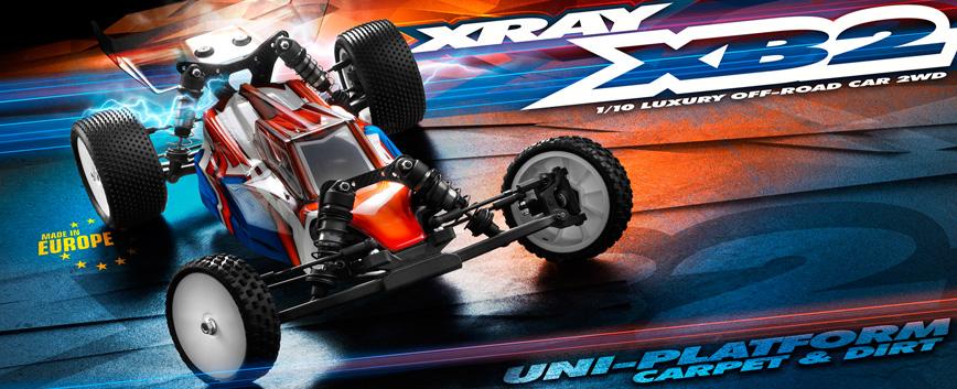 XRAY XB2